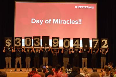 2021 BuckeyeThon Day of Miracles