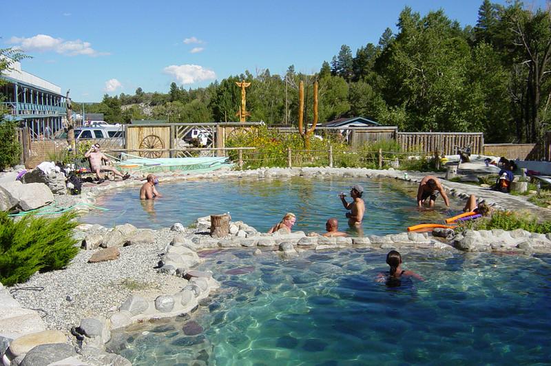 Cottonwood Hot Springs - Colorado