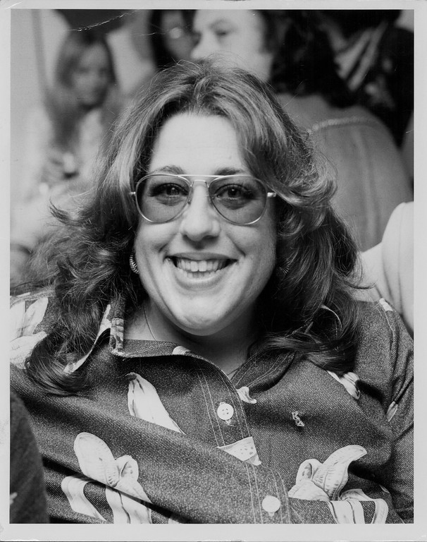 . Singer Cass Elliot, or Mama Cass, pictured in London, during her run of sell out shows at the London Palladium, England July 12th 1974. (Photo by Central Press/Hulton Archive/Getty Images)