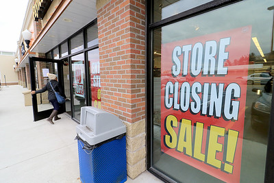 Payless is closing its doors in Leominster, January 16, 2019