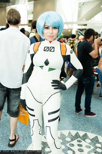 Anime Expo 2014 - Thursday