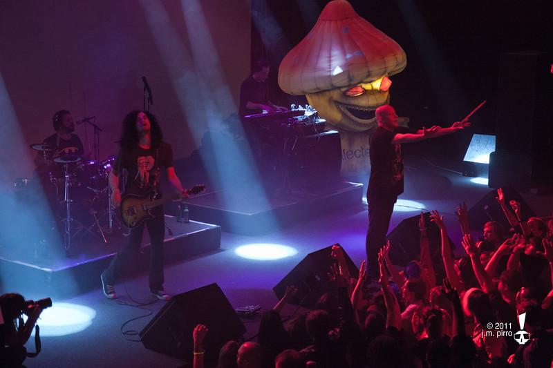 Infected Mushroom / Dyloot / Dissølv / Liam Shy