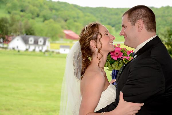 Mr. + Mrs. Dave Denham