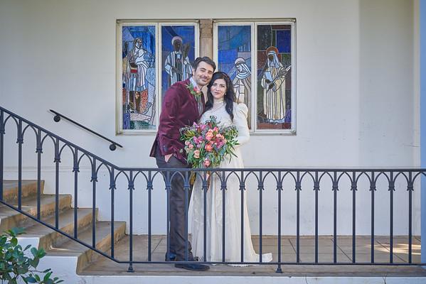 Kazanjian & Kaufler Wedding