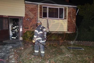 North Babylon Fire Co. Signal 13  Eddie Ave. 1/24/21