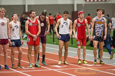 WHAC Indoor 2016 - 3000 Meter Run Men