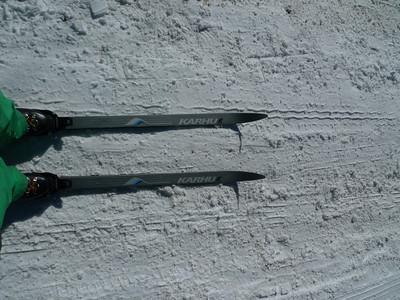 Fourth Of July Road Ski Tour