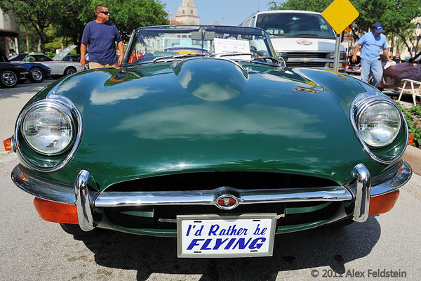 2011 Coral Gables - Classic Cars on the Mile