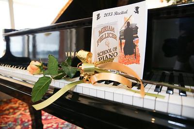 Pellicer Piano Recital 2013
