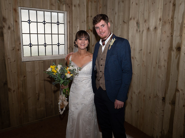 Laura and Dan Wedding