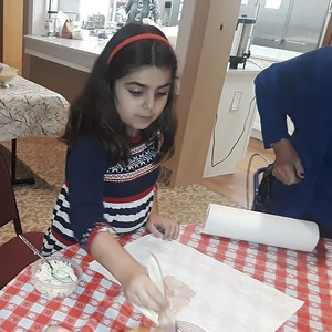 Cooking Lesson in Livingston (Oct. 21, 2018)