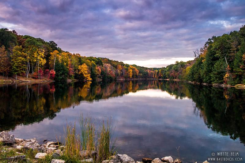 Fall Reflections    Photography by Wayne Hem