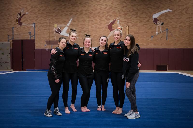 WBL Gymnastics -V-Irondale 2020