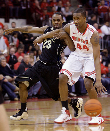 Ohio State basketball Jan. 25