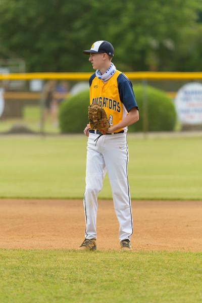 2021-05-11 Hampton Roads Academy vs Greenbrier Christian Baseball