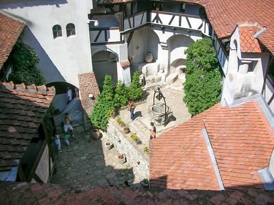 Bran Castle & Rasnov Fortress