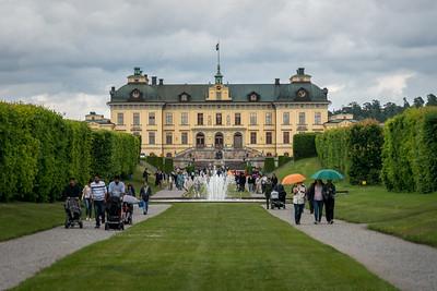Drottningholm Palace 2017