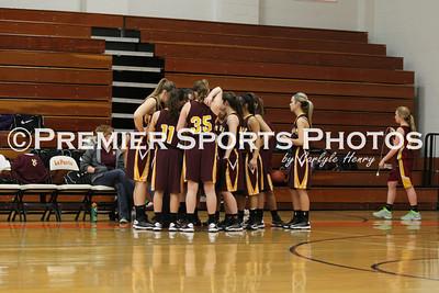 Girls Varsity Basketball La Porte vs. Deer Park 2/1/2013