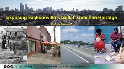 White Oak Gullah Geechee Presentation