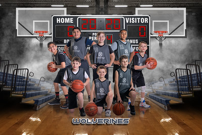 2020 Basketball- 11U Boys