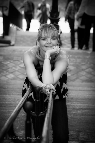 Caroline H., Montmartre, Une Rencontre...