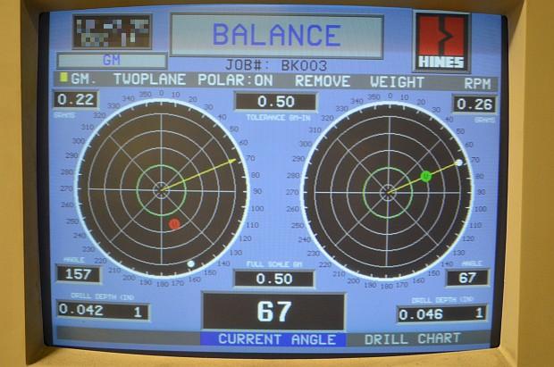 hines vq35hr crank balance