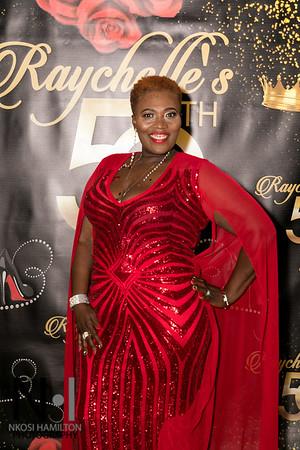 Raychelle 50th Birthday Celebration