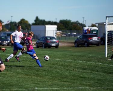 LB Boys' Soccer vs Continental (2019-10-05)