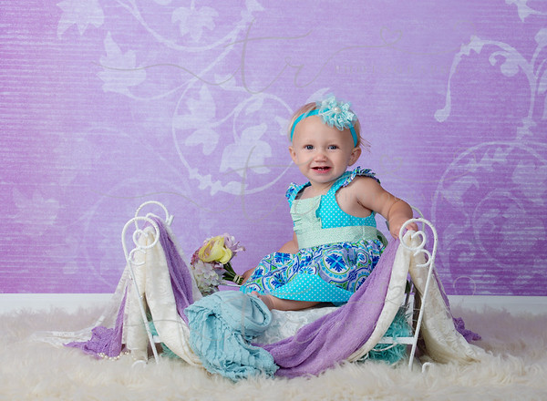 Annabelle P. Turns One!~Baby Plan