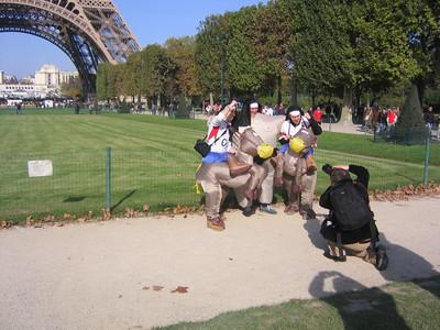 World Cup Final (South Africa v England) - Paris France (October 2007)