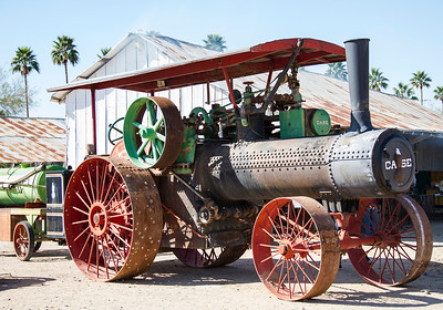 21st Annual Spring Antique Engine & Tractor Show