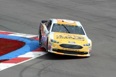 NASCAR Cup Practice 1 - Charlotte Motor Speedway Roval - 28 Sept. '18