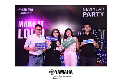 Event - Yamaha New Year Party 2021