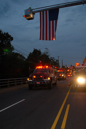 2009 Wilkes Co. Emergency  Vehicle Parade