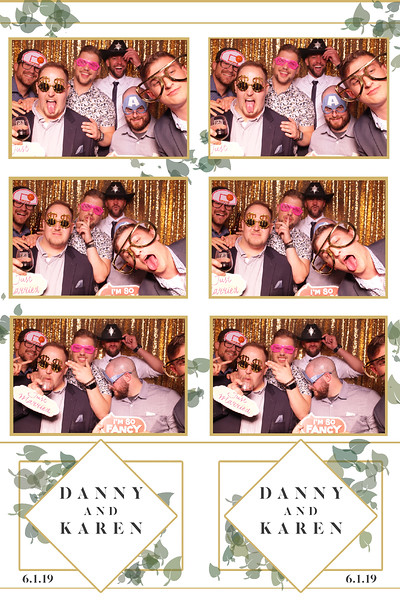 Karen & Dan Wedding | 06.01.19