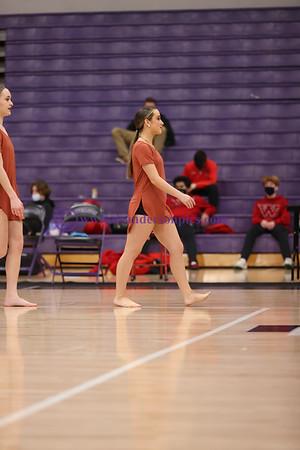 2021 01 26 RHS DANCE COMPANY HALFTIME ROUTINE