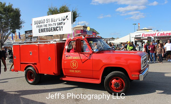 Private Antique Fire Engines