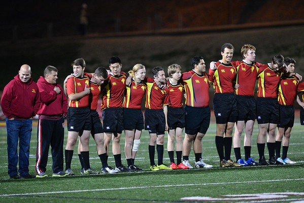 TP Rugby V vs Del Norte, 1-16-15