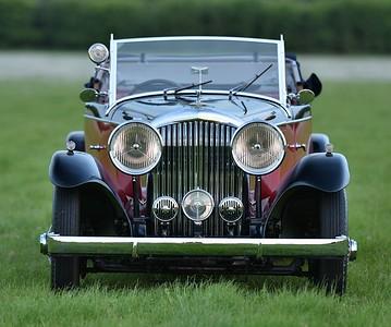 B135AE derby Bentley