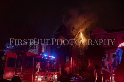 Newark 2nd Alarm 227 N 6t St. 12 Jan 19