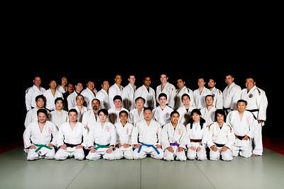 SJB Judo Class of 2010