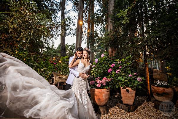 Shamrock & David Wedding