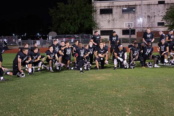 Varsity Football / September 25, 2020