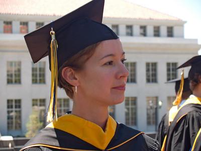 Kate Ahern, Master of Information