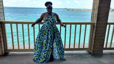 ETAMIB Couture Grand Bahama Magazine Photoshoot
