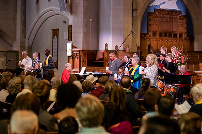 Easter at St. Andrew's Wesley United Church