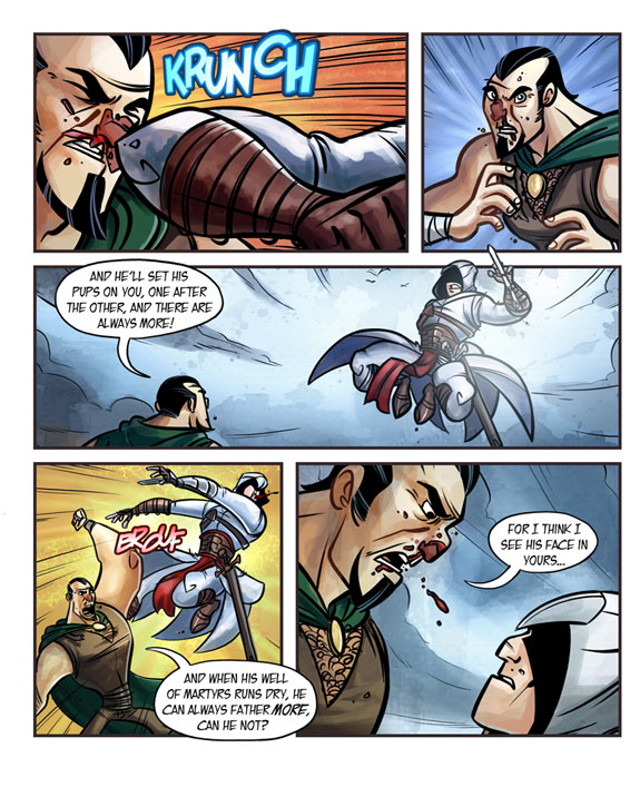 Assassin's Creed Page 7