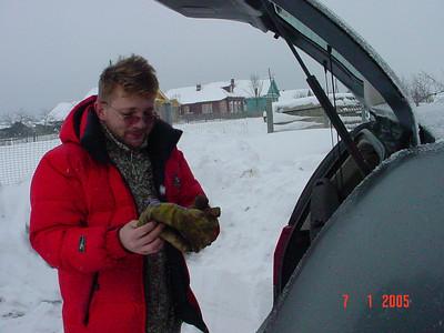 2005-01-07 Дача Рождество
