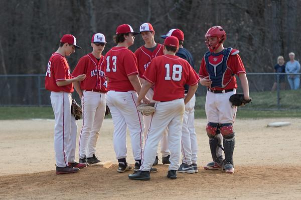 Kittatinny @ Lenape Valley Regional JV Baseball