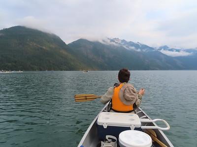 Ross Lake - Jun 30 - Jul 5